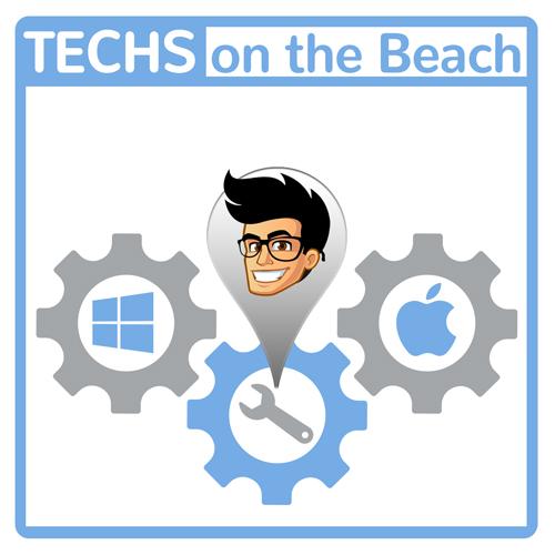 Techs-on-the-Beach® Company Logo