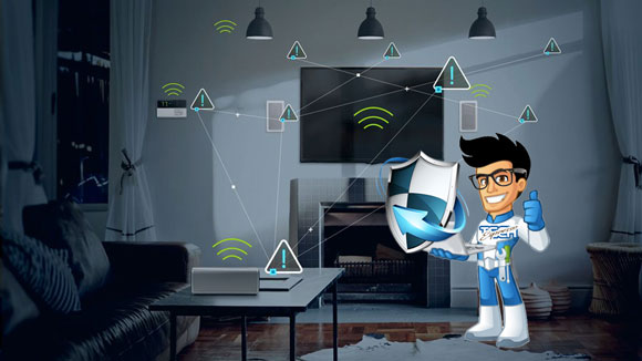 ioT in the home